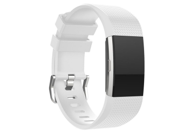 Fitbit Charge 2 horlogeband wit