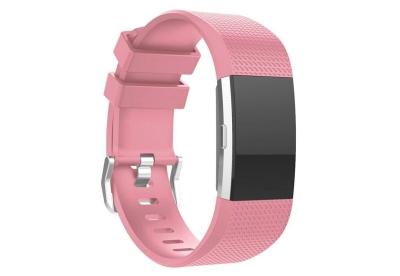 Fitbit Charge 2 horlogeband roze