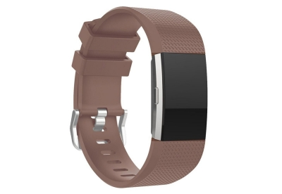 Fitbit Charge 2 horlogeband bruin