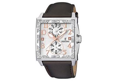 Festina horlogeband F16570 Bruin