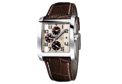 Festina horlogeband F16235 bruin