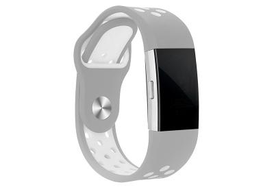 Fitbit Charge 2 sport horlogeband grijs