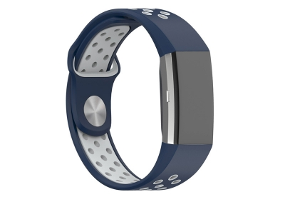 Fitbit Charge 2 sport horlogeband blauw