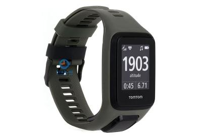 TomTom 2/3 universeel horlogeband donker groen