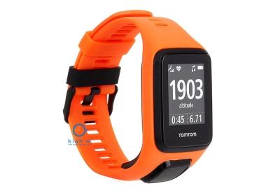 TomTom 2/3 universeel horlogeband oranje