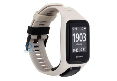 TomTom 2/3 universeel horlogeband Off white