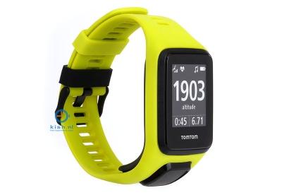 TomTom 2/3 universeel horlogeband fel groen