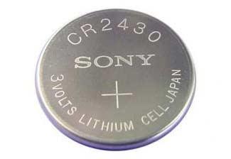 Sony (horloge)batterij CR2430