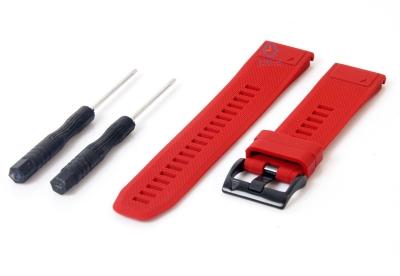 Garmin Fenix 5/6 horlogeband rood