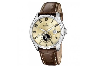 Festina horlogeband F16486/2 Bruin