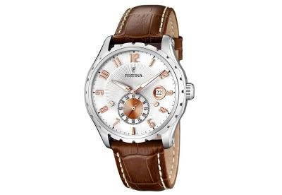 Festina horlogeband F16486/3 Bruin