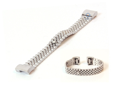 Fitbit Charge 2 horlogeband staal zilver