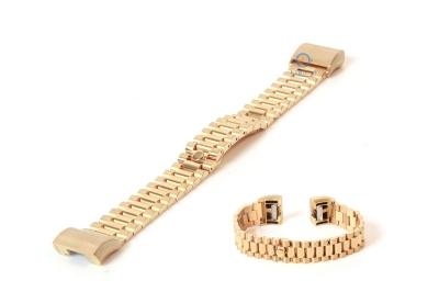 Fitbit Charge 2 horlogeband staal goud