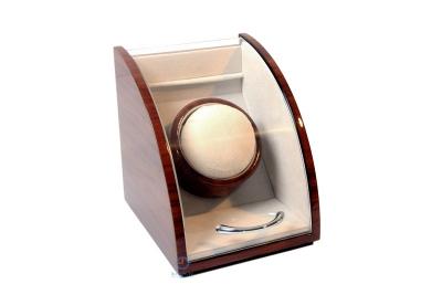 Watchwinder hout voor 1 horloge rosewood