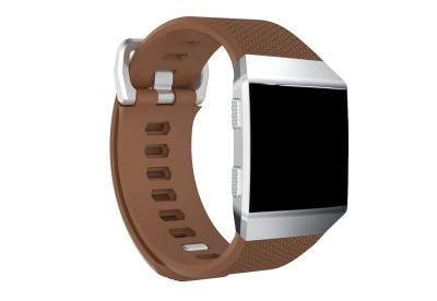 Fitbit Ionic horlogeband bruin