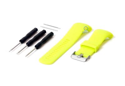 Suunto Core horlogeband lime groen