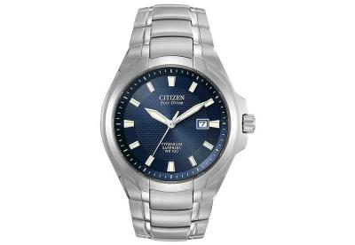 Citizen BM7170-53L horlogeband Eco-Drive titanium