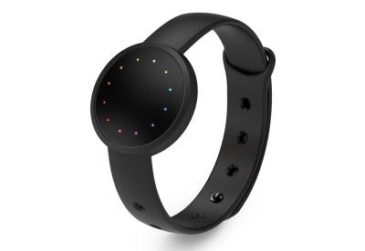 Misfit Shine 2 horlogeband zwart