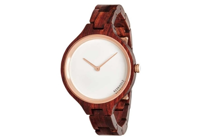 Kerbholz Hinze horlogeband Rosewood