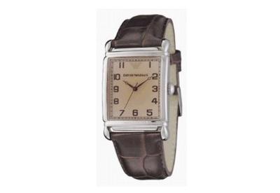 Armani horlogeband AR0203