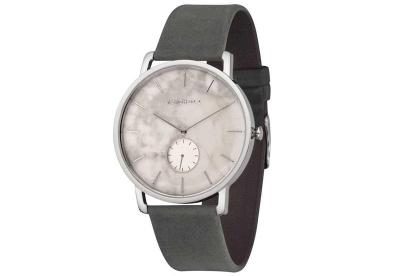 Kerbholz Fritz horlogeband White Marble/Asphalt