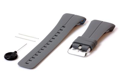 Polar horlogeband M400/M430 grijs