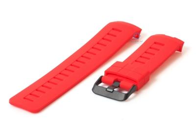 Suunto Ambit 3 Vertical horlogeband rood