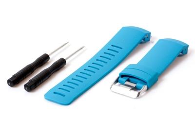 Suunto Core Crush horlogeband blauw