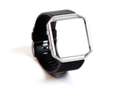 Fitbit Blaze horlogeband zwart