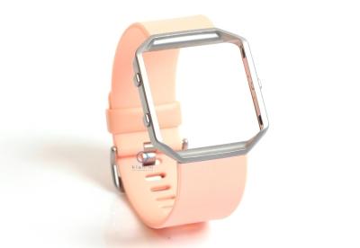 Fitbit Blaze horlogeband licht roze