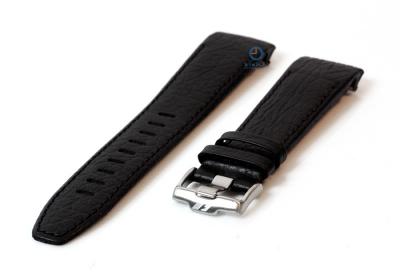 Jacques Lemans horlogeband F-5015 leer