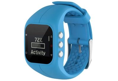 Polar horlogeband A300 blauw