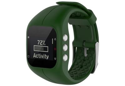 Polar horlogeband A300 donker groen