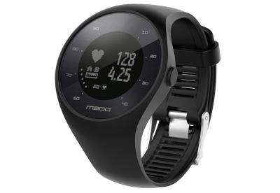 Polar horlogeband M200 zwart