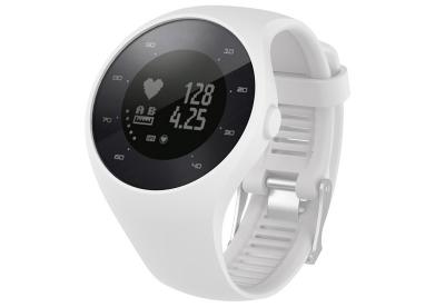 Polar horlogeband M200 wit