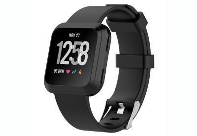 Fitbit Versa horlogeband zwart (L)