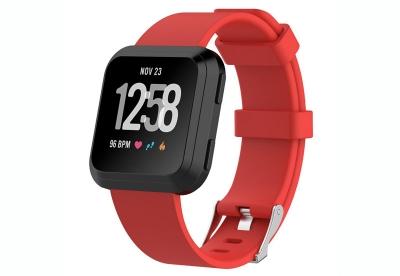 Fitbit Versa horlogeband Rood (L)