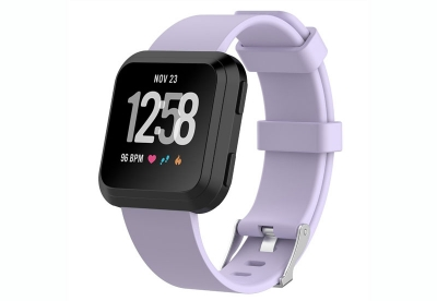 Fitbit Versa horlogeband lila (L)