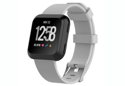 Fitbit Versa horlogeband licht grijs (L)