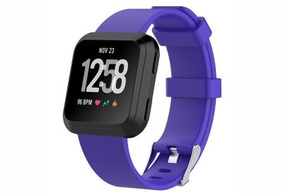 Fitbit Versa horlogeband paars (L)