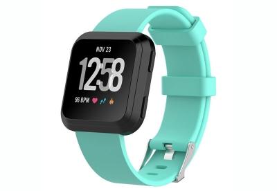 Fitbit Versa horlogeband mint groen (L)