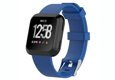 Fitbit Versa horlogeband donker blauw (L)