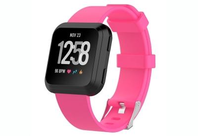 Fitbit Versa horlogeband Neon roze (L)