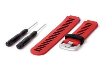 Garmin Forerunner 735XT horlogeband rood/zwart