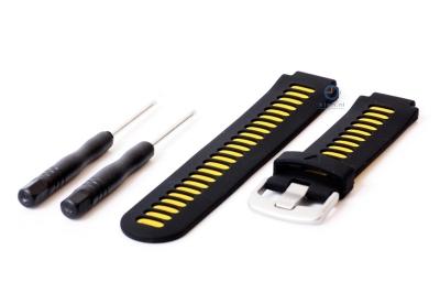 Garmin Forerunner 735XT horlogeband zwart/geel