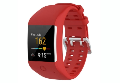 Polar horlogeband M600 rood