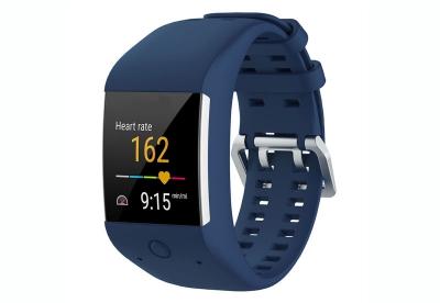 Polar horlogeband M600 donker blauw