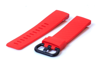 Fitbit Charge 3 horlogeband rood
