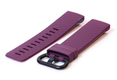 Fitbit Charge 3 horlogeband paars