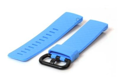 Fitbit Charge 3 horlogeband licht blauw